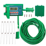 Automatic Micro Home Drip Irrigation Watering Kits System Sprinkler with Smart Controller for Garden,Bonsai Indoor Use - JustgreenBox