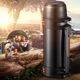 High Capacity Stainless Steel Thermos Fashion Everyday, Outdoor,automotive Water Cup Portable Insulation Vacuum Cup - JustgreenBox