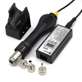 Soldering Station 8858 Portable Digital Hot Air Gun BGA Rework Solder Blower Heat Desoldering Than 858D 858 - JustgreenBox