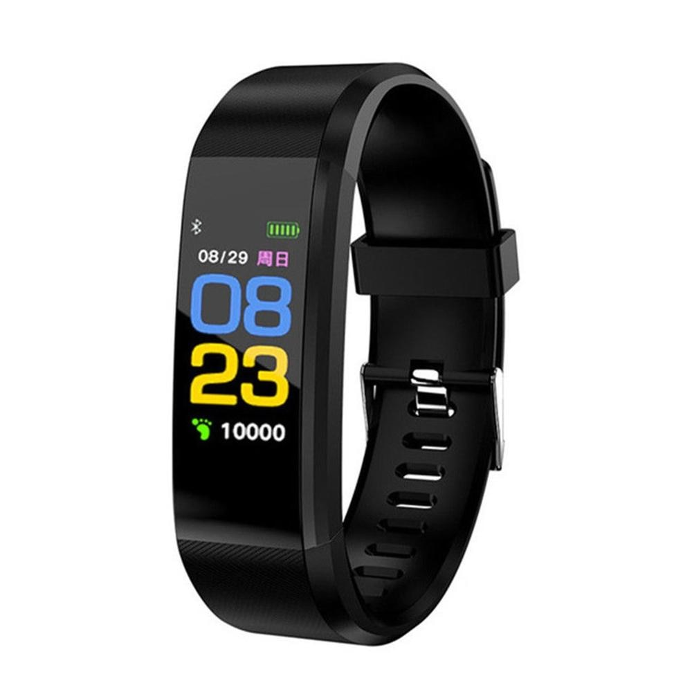 Smart Watch Men Women bracelet Heart Rate Monitor Blood Pressure Fitness Tracker band Sport for ios android smartband - JustgreenBox
