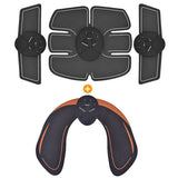 Electric Muscle Simulator Wireless Buttocks Abdominal Massager - JustgreenBox