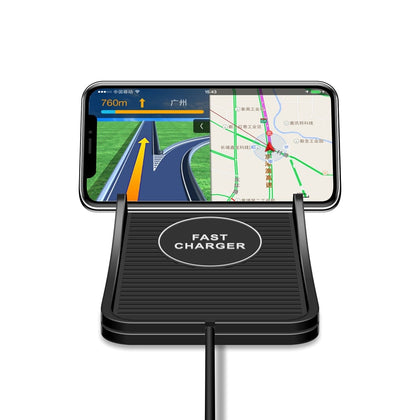 Universal Wireless Car Charger Wireless QI Charging Pad