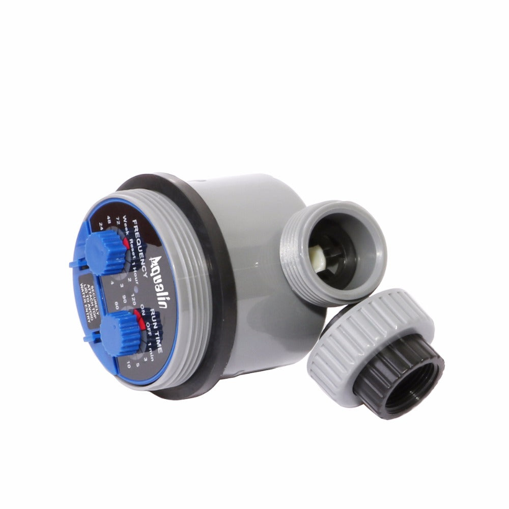 Garden Watering Timer Ball Valve Automatic Electronic Water Home Irrigation Controller System - JustgreenBox