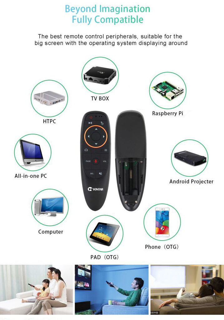 Smart TV Box Rockchip 4K Wifi Netflix Set Top Box Media Player Android - JustgreenBox