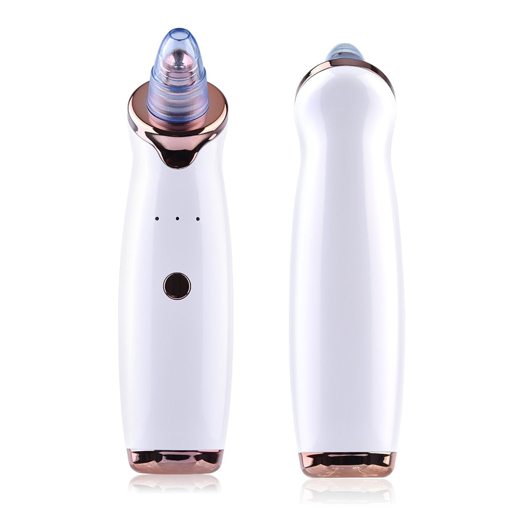 Deep Cleansing Skin Care Pore Cleaner Vacuum Electric Nose Face Machine Beauty Tool