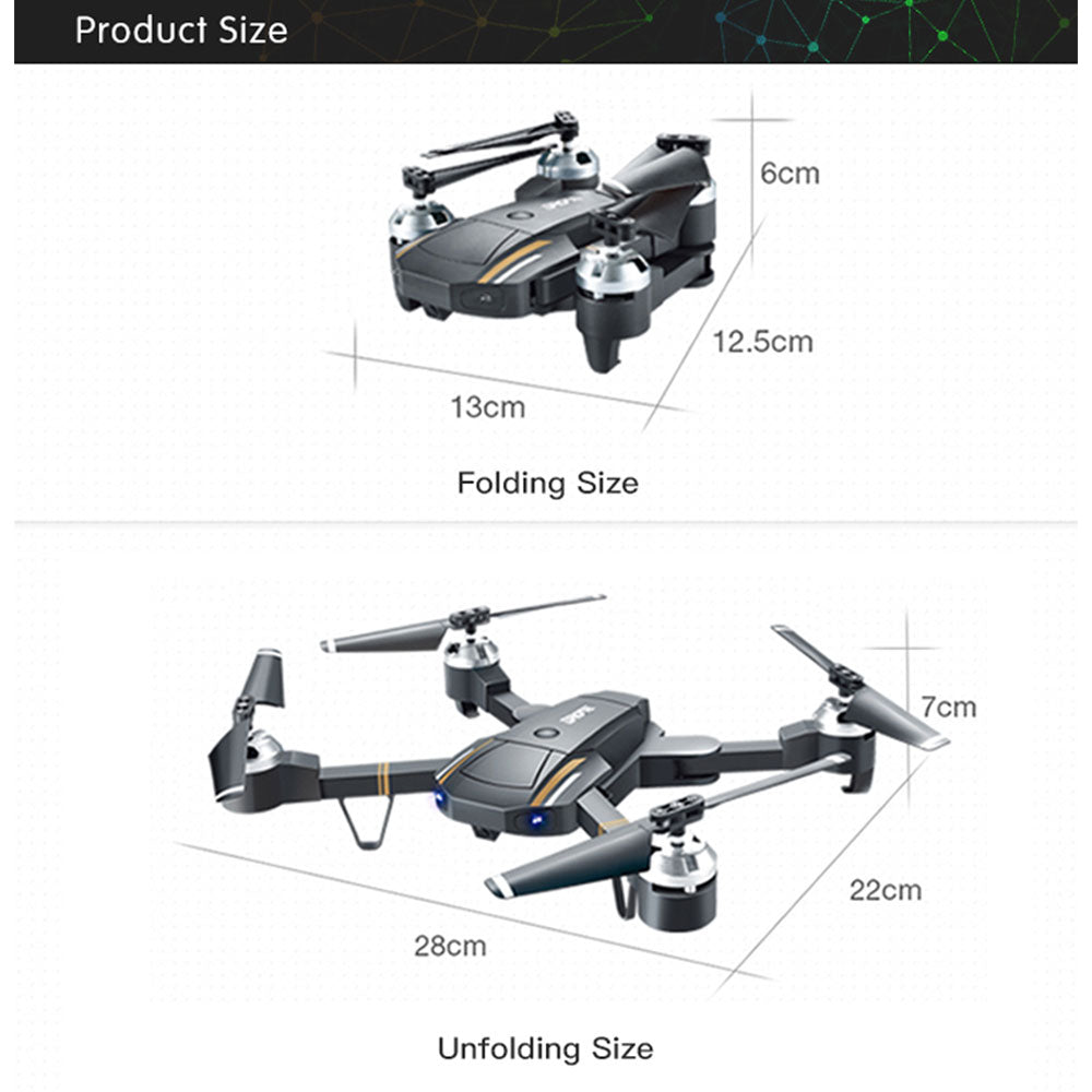 L700 Four-Axis RC Drone Aircraft Wide Angle RC Technological