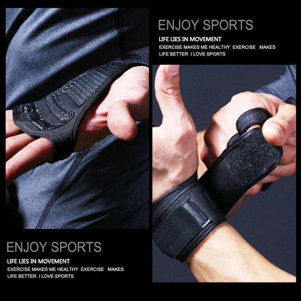 Gym Weight Lifting Training Building Sports Women Men Fitness Body Workout Gloves - JustgreenBox