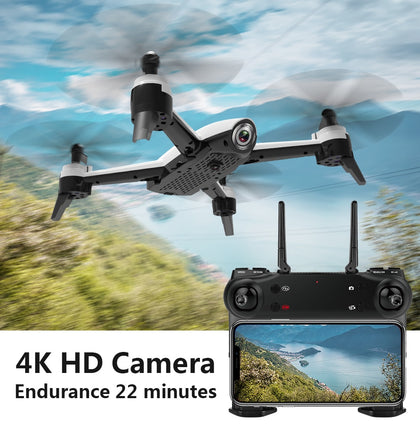 WiFi FPV RC Drone 4K Camera Optical Flow 1080P HD Dual Camera - JustgreenBox