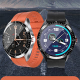 Full Round Touch Screen Wrist Fitness Smart Watch For Android IOS