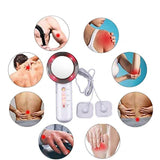 Ultrasonic Cellulite Stimulate Body Slimming Massager Infrared Ultrasonic Therapy Weight Loss Device