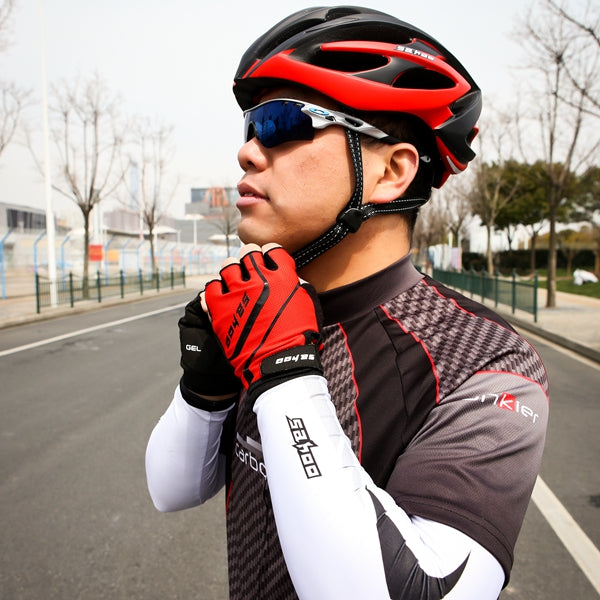 Breathable Sport Cycling Half Finger Gloves