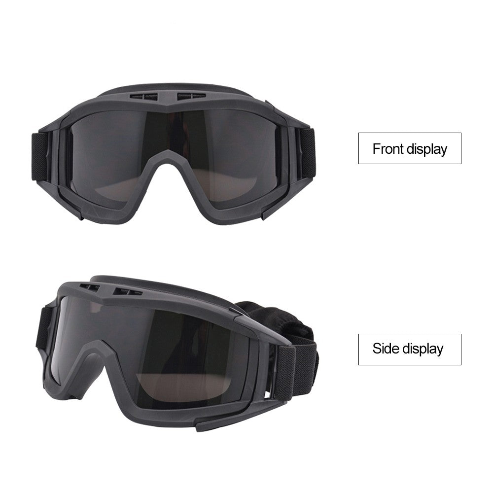 Military Airsoft Tactical Goggles
