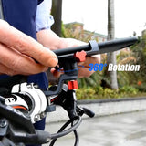 Strong Aluminum Alloy Bike Phone Mount Bicycle Motorcycle Phone Holder