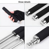 Multi-functional Trekking Pole Emergency Escape Tool Expandable 26 Inch Length