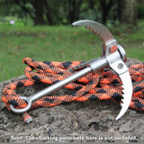 Outdoor Climbing Grappling Hook