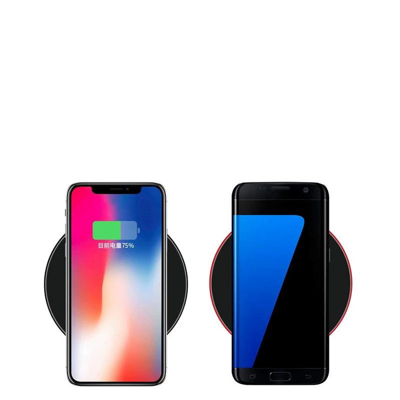 5W 7.5W 10W Wireless Charging Compatible for iPhone Xs MAX/XR/XS/X/8/8 Plus 5W All Qi-Enabled Phones - JustgreenBox
