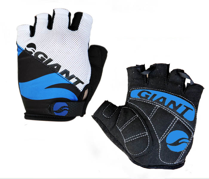 Cycling Anti Slip Sweat Men Women Half Finger MTB Gloves Breathable  Shock Sports - JustgreenBox