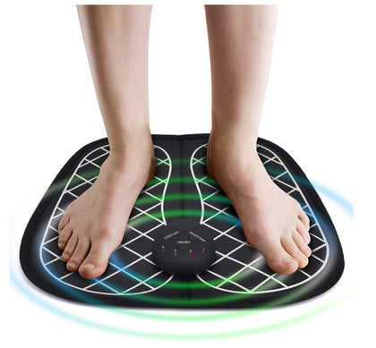 Foot Muscle Stimulator Wireless Low Frequency Feet Physiotherapy ABS Stimulator Massage Mat - JustgreenBox