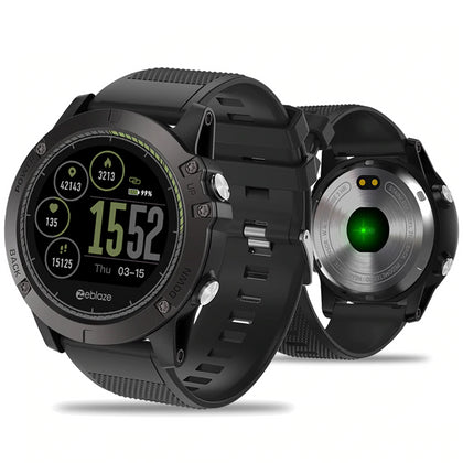 3 HR IPS Color Display Sports Smartwatch with Heart Rate Monitor - JustgreenBox