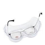 OBAOLAY Transparent Protective Glasses Safety Goggles - JustgreenBox
