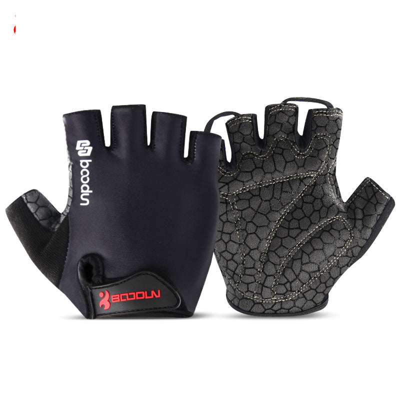 Breathable Anti Slip Gym Fitness Gloves Men Women Workout Sport  Training Crossfit Exercise Weight Lifting - JustgreenBox