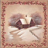 After the Snow acrylics e-packet by Donna Hodson