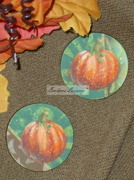 Autumn Fashion Acrylics e-packet by Barbara Bunsey