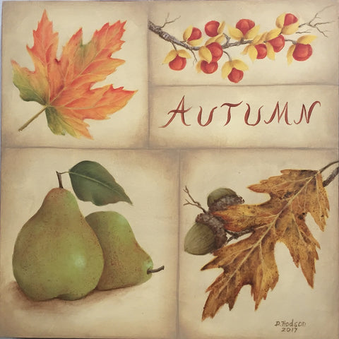Autumn Sampler Epacket Donna Hodson