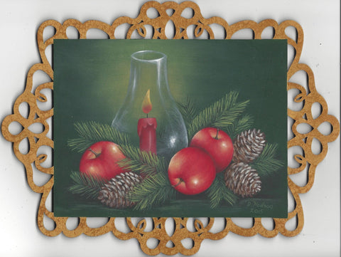 Christmas Glow epacket by Donna Hodson