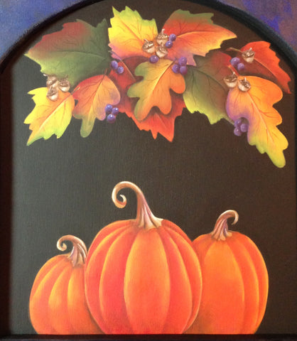 Colors of Fall e-Packet by Lonna Lamb