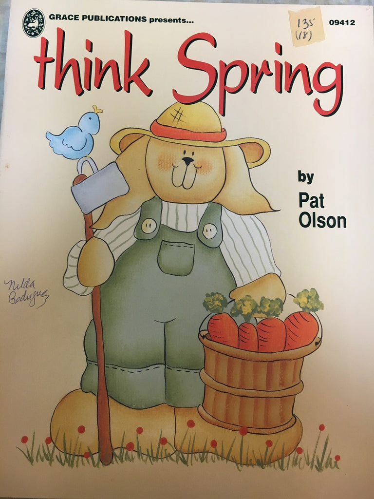 135(18) Think Spring by Pat Olson