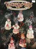 110(19) Snowmen Ornaments by Elaine Thompson19