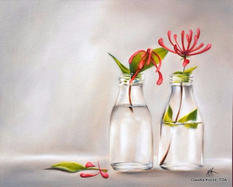 Sweet Little Bottles Online Class by Claudia Kunze
