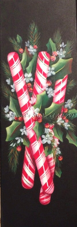Peppermint Stix e-Packet by Lonna Lamb