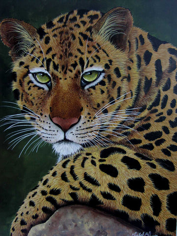 Beautiful Panther e-Packet by Mabel Blanco
