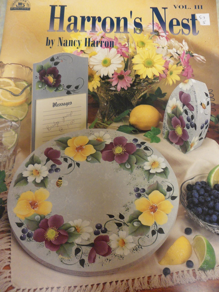 57(5) Harron's Nest Vol 3 by Nancy Harron