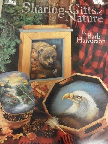 57(16) Sharing Gifts of Nature Book 1 by Barb Halvorson