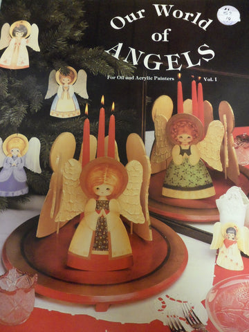 57(17) Our World of Angels Vol 1 by Shirley Hixson & Barb Watson