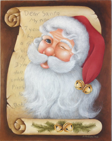 Dear Santa e-Packet by Donna Hodson