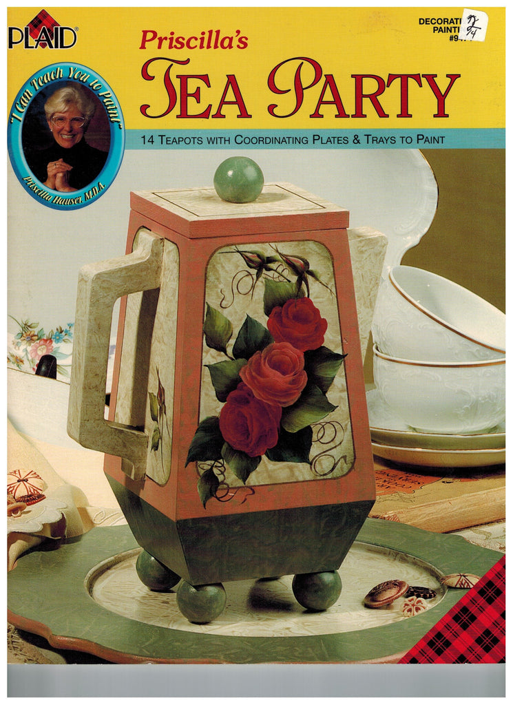 Tea Party Book