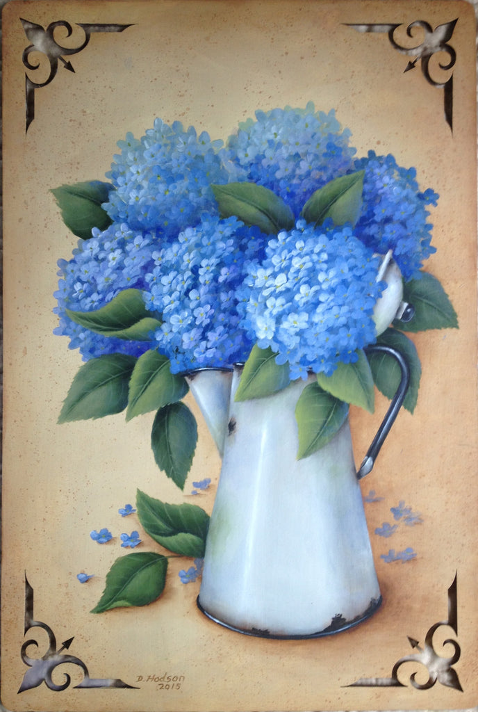 Summer Blue Donna Hodson e-Packet