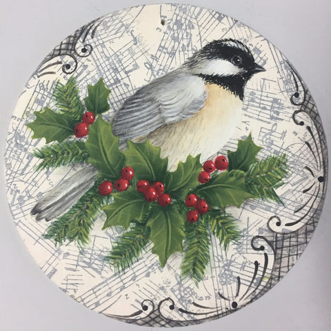 Sweet Chickadee e-packet by Donna Hodson
