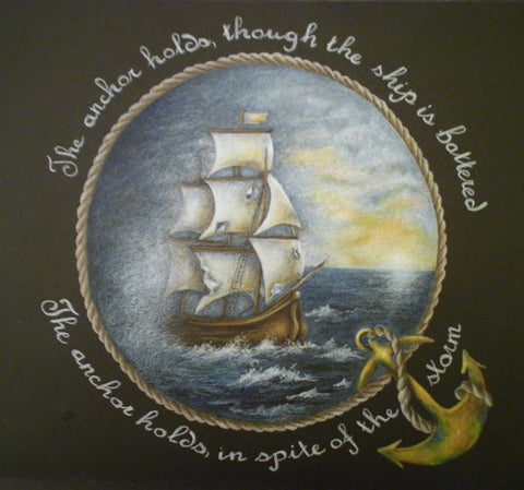 The Anchor Holds e-packet by Sharon Shannon