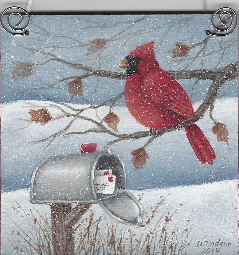 The Mailbox e-packet by Donna Hodson – Tolebrush