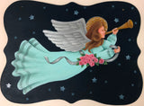 Angels Acrylics Epacket by Donna Hodson