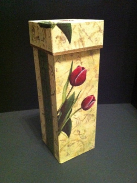 Tulips Wine Box e-Packet