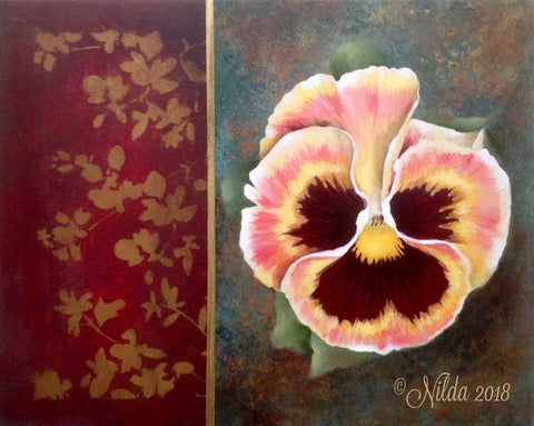 Blossom Online Class by Nilda Rosa Rodriguez
