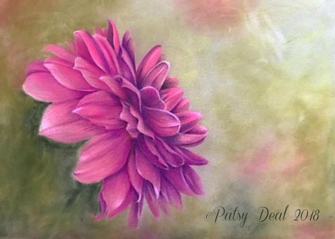 Celebration by Patsy Deal Colored Pencils e-packet