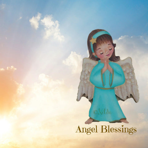 Angel Blessings Online Class by Nilda