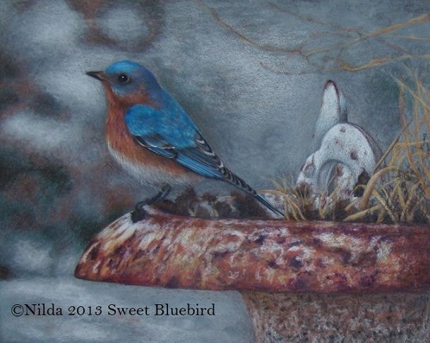 Sweet Bluebird e-Packet